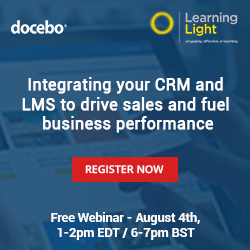 LMS and CRM Integration Webinar