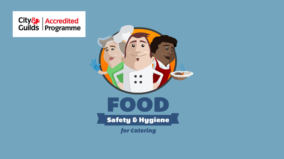 Level 2 food hygiene course for catering