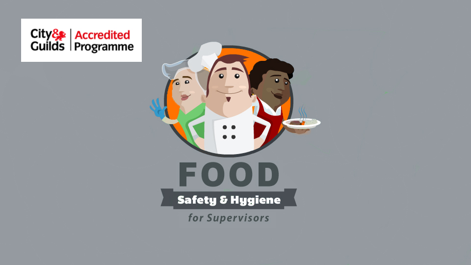 Food Hygiene Level 3 course