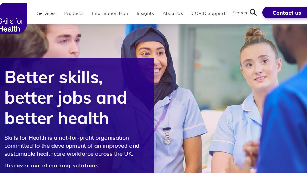 e-Learning for NHS Training